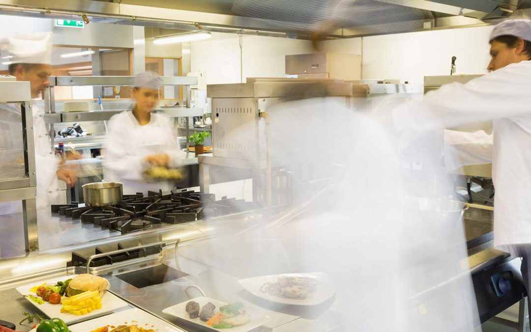 9 Things that Cause Grease, Dirt, & Debris Build-up in Commercial Kitchens