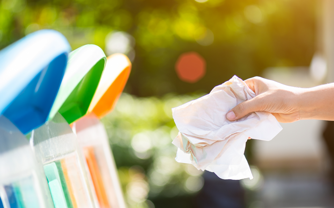5 Ways for Better Waste Management at the Office