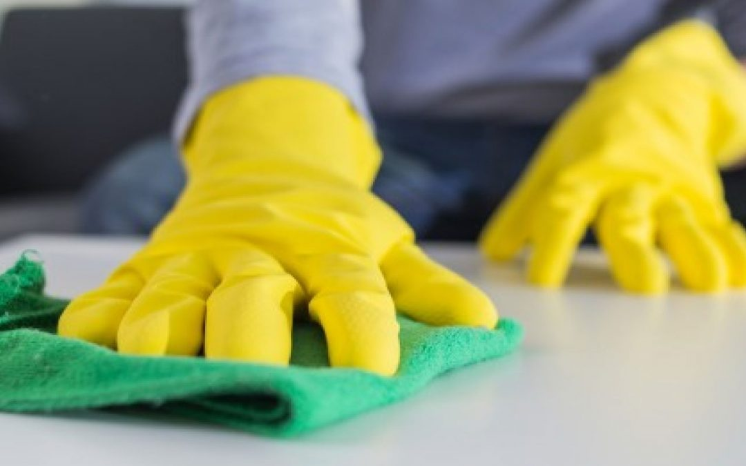 The Importance of Deep Cleaning the Office