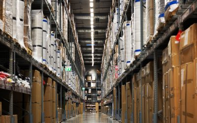 4 Tips for Keeping Your Warehouse Clean