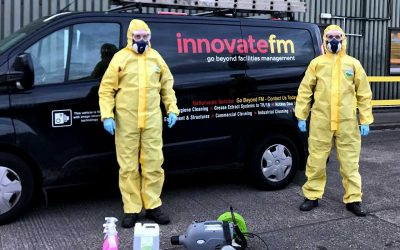 Why do Businesses need Specialised COVID-19 Cleaning?