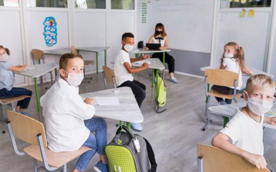 Covid-19 Cleaning & Precautions for Schools
